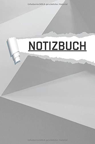 Notizbuch: Modern Art Motiv liniert I DIN-A5 I 120 Seiten in Cremefarben I Journal
