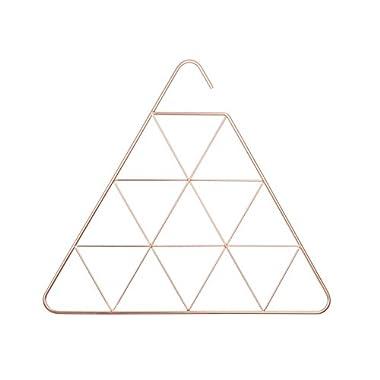 Umbra Pendant Triangular Copper Scarf Hanger/Accessory Hanger, Copper