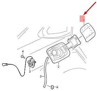 GTV INVESTMENTS 911 997 tapa para tanque de combustible 99620124103 3.6 GT2 gasolina