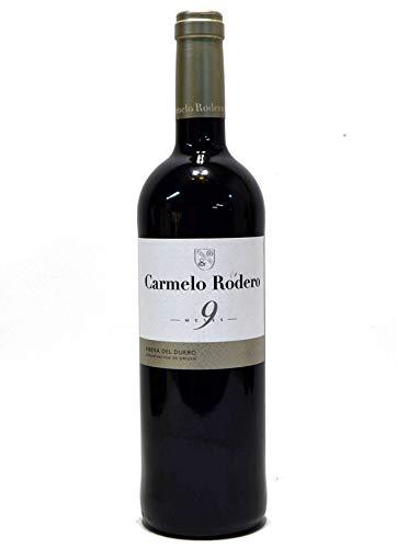 Carmelo Rodero 9 Meses Roble - 75 Cl. (12 unidades)