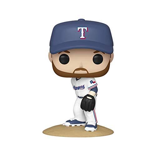Funko POP! MLB: Rangers - Corey Kluber