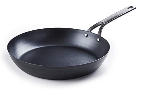 ビーケー・クックウェア(BK Cookware) フライパン ブラック 28cm ブラックスチール フライパン CC002832-001