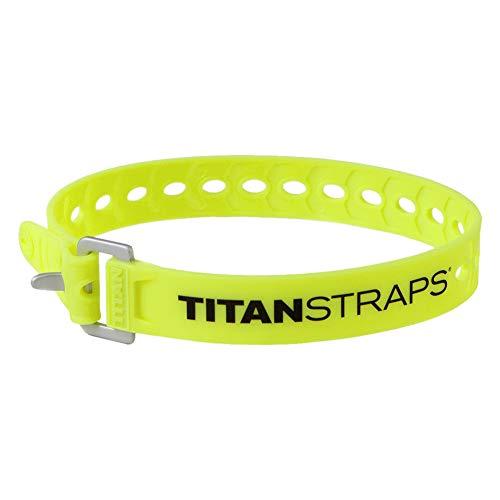 (タイタンストラップ) TITAN STRAPS 18インチ(46cm) イエロー TS-0918-FY