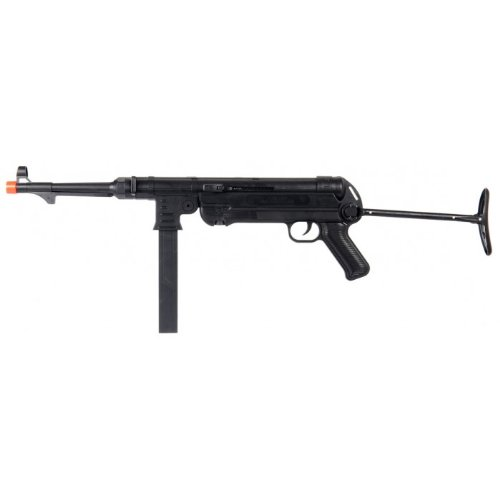 ukarms p1301 mp40 spring airsoft gun realistic wwii replica fps-250...