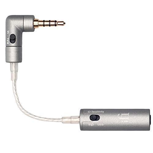 アイファイ・オーディオ ヘッドホン・イヤホン用ノイズクリーナー(2.5mm4極端子用)iFI-Audio iEMatch2.5