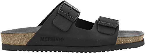 Mephisto Herren Offene Nerio 3400 schwarz 255088