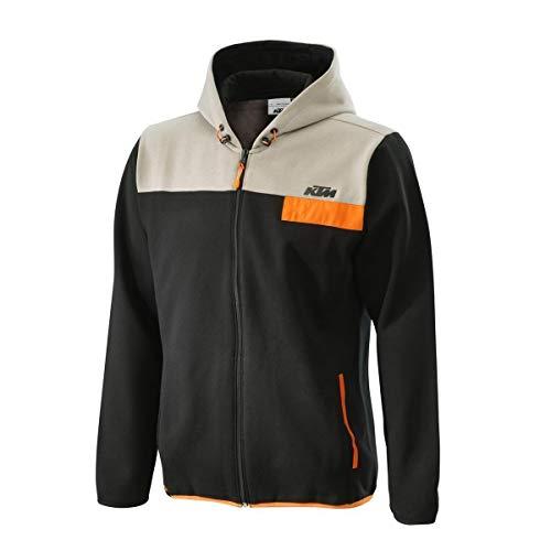 Original KTM Pure Zip Hoodie Sweatjacke Gr. XL