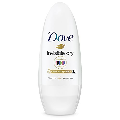 Dove Invisible Dry Anti-perspirant Deo Roll-On, 50 ml, 6 stuks