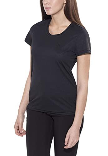 Maier Sports Damen Waltraud Funktionsshirt,schwarz(Black),48*