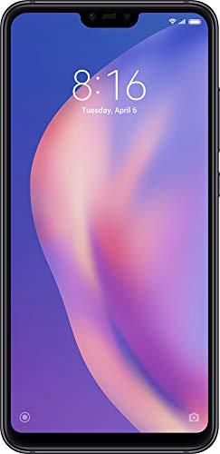 Xiaomi Mi 8 Lite Smartphone 15,9 cm (6.26'), 6 GB, 128 GB, Doppia SIM, 4G, 3350 mAh, Nero