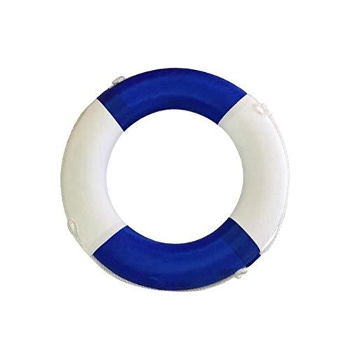 Círculo de natación creativa Espuma Aro Salvavidas / Anillo de Natación Espía Círculo Grueso Sólido Pu Cuero Verano Piscina Bote Crucero Viajero Con Niños Adultos Pareja Multi-color hombres y mujeres