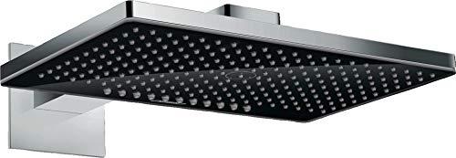 Hansgrohe Rainmaker Select Negro, Cromo Fixed shower head - Accesorio de ducha (Negro, Cromo)
