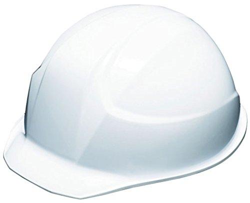 """TRUSCO(トラスコ) 超軽量ヘルメット""""軽帽"""" ホワイト TD-AA17-W"""