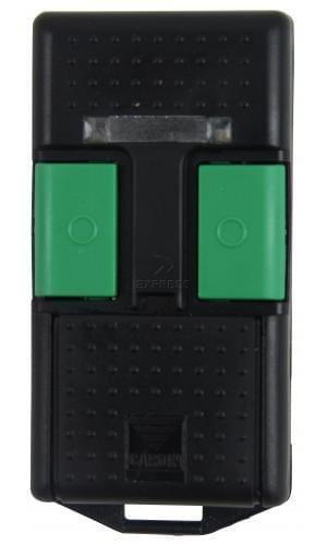 telecommande cardin fréquence 433 mhz 2 canaux s476-tx2