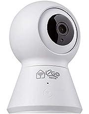Câmera de Segurança Inteligente 360º Wi-Fi, I2go