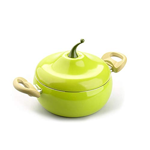 JZG Meilleure Vente De Fruits Poêle À Frire Pot De...