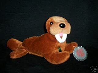 Coca-cola Collectable Plush Seal with Coke Bottle Beanie