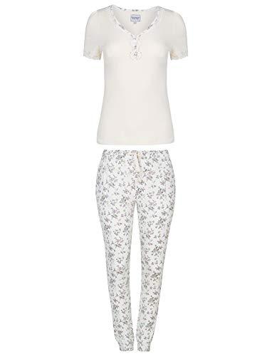 Vive Maria Mimi's Pyjama Creme Allover, Größe:S