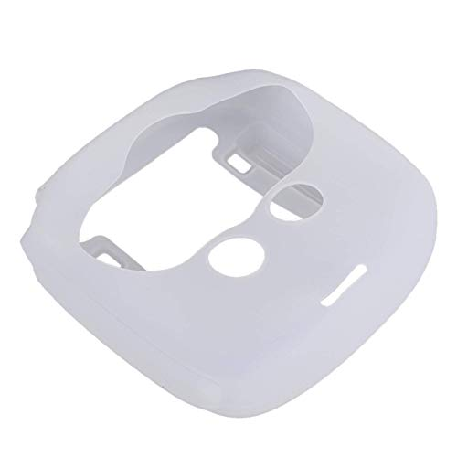 Accesorios de juguete Cubierta de control remoto de mano de obra exquisita Cubierta de control remoto de silicona para control remoto RC Drone (color transparente) ( Color : Transparent Color )
