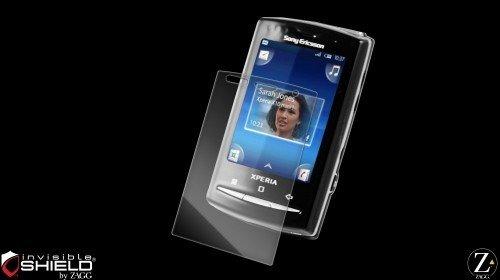 invisibleSHIELD Displayschutzfolie für Sony Ericsson Xperia X10 mini Pro
