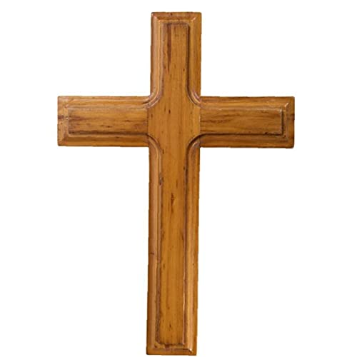 Hout Jezus Christus Muur Kruis Ornamenten Katholieke Wandmontage Houten Kruisen Party Meditatie Kantoor Geschenken Ambachten Oprecht Jezus Christus