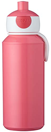 Mepal 107410078200 Pop-Up Beker Campus: Roze