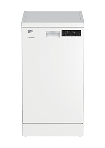 Beko DFS28021W Geschirrspüler Freistehend/A++/211 kWh/Jahr/MGD / 2436 liter/Weiss