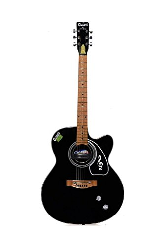 Givson Venus Super Special, 6-Strings,Frets 21, Acoustic Guitar, Right-Handed, Red, With Guitar Cover/Bag-4 Picks