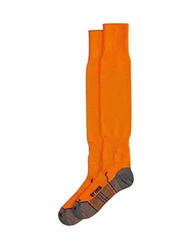 erima Herren Strumpf Stutzenstrumpf, orange, 5, 3180707
