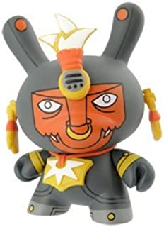 Kidrobot Azteca Dunny Series 1 - Warrior Ehecatl By The Beast Brothers