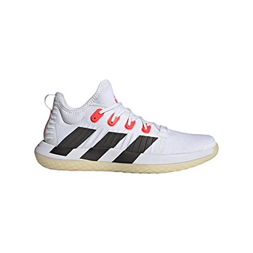 adidas Performance Herren FZ4678_46 Volleyball, Handball Shoes, White, EU