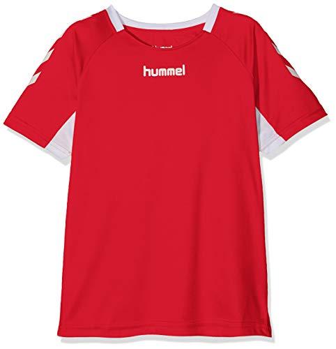 Hummel Kinder CORE KIDS TEAM JERSEY S/S Trikot, Rot (True Rot), Gr. 140