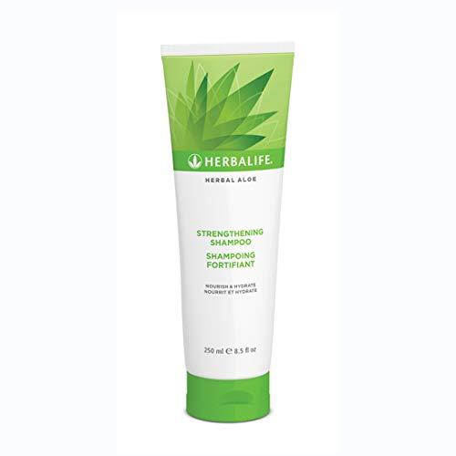 Herbalife - 2 unidades de Champú fortalecedor Herbal Aloe 250 ml