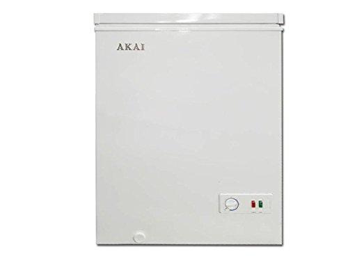 AKAI ICE152 Orizzontale Volume 150 Litri Classe Energetica A+ Rumorosità db 42
