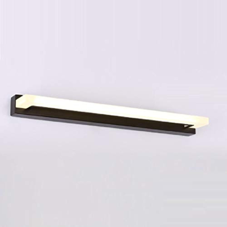 Bin Bin LED-Spiegelschrank Licht, Spiegel Front Leuchte, Innenwand-Licht,braun,58  4.512W