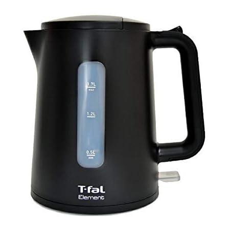 大容量モデル1.7L T-fal ティファール 電気ケトル エレメント ブラック 1.7L