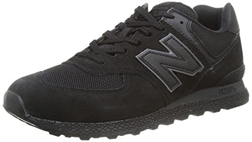 New Balance MT574ATD_42,5, Zapatillas Hombre, Negro, 42.5 EU