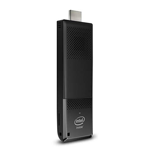 Intel STK1A32SCR 1,44 GHz Atom x5-Z8300 USB Schwarz - Stick-PCs (1,44 GHz, Atom x5-Z8300, 1,84 GHz, 2 MB, L2, 14 nm)