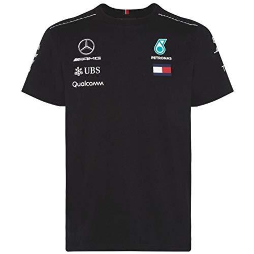 Mercedes AMG Driver Tee 2018, black, XL
