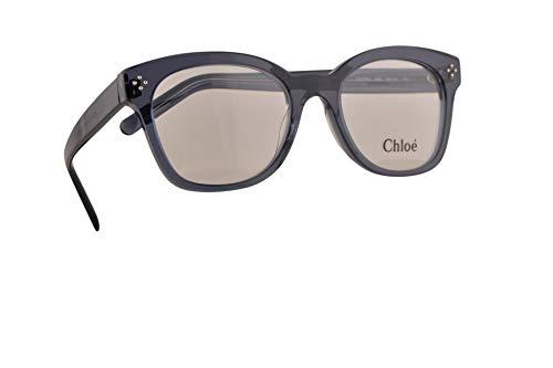 Chloe CE2703 Brillen 52-19-140 Denim Mit Demonstrationsgläsern 405 CE 2703