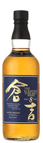Kurayoshi Pure Malt Whisky 8 Años 70Cl 43% - 700 ml
