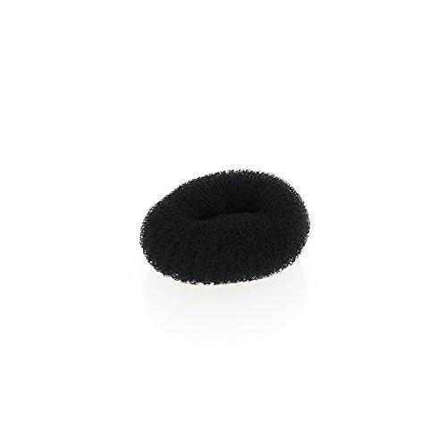 Boudin pour chignon, diamètre 9cm Noir Beautélive