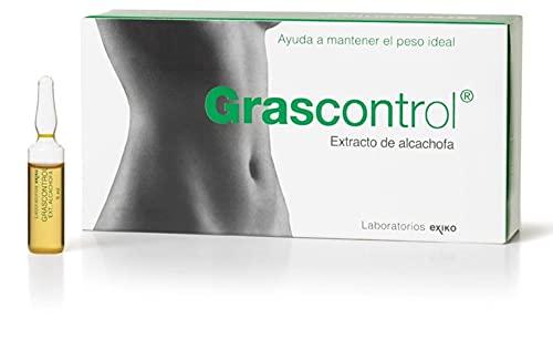 Grascontrol Extracto De Alcachofa.