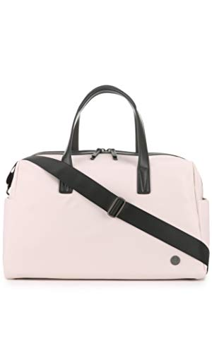 Antler Chelsea Overnight Bag, Stylish & Durable Nylon Carry Bag for Women - Colour: Light Pink