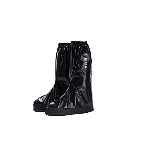Xiaoningmeng Cubiertas de Zapatos defensivas, Botas de Lluvia para Hombres y Mujeres,...