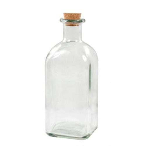 MEDITERRANEO - Botella Cristal Frasca Mediterraneo 1000 Ml