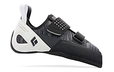 Black Diamond Mens Zone Climbing Shoes, Aluminum, 7.5 D(M) US