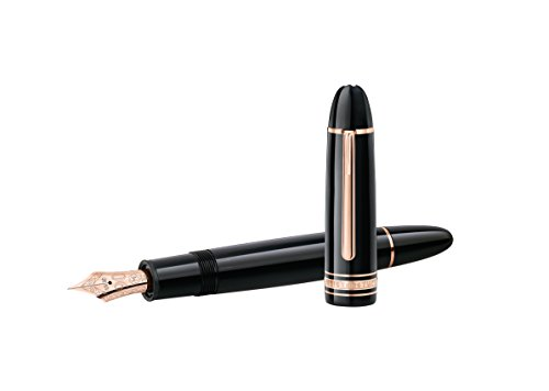 Montblanc 111066 Meisterstuck 90 Years LeGrand RoseGold Fountain Pen by Mont Blanc