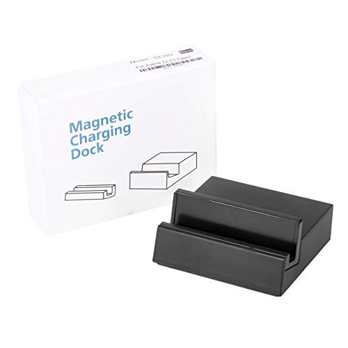 DBSUFV Estación de Carga de Escritorio del Cargador del Soporte del Muelle de Carga magnético Negro DK39 para la Tableta Sony SGP521 SGP541 SGP551 Xperia Z2