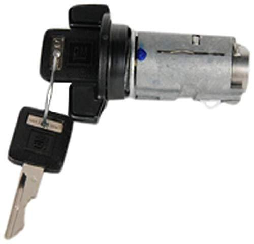ACDelco D1414B GM Original Equipment Black Ignition Lock Cylinder
